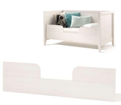 Kinderbett 90x200 weiß rausfallschutz  Wellemöbel Kinderzimmer Pablo Kirsche günstig online kaufen | myToys