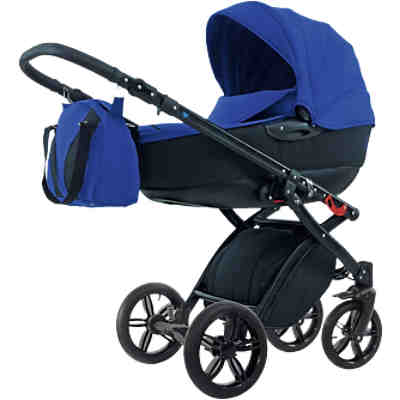 Kombi Kinderwagen Alive Elements, Tief blau