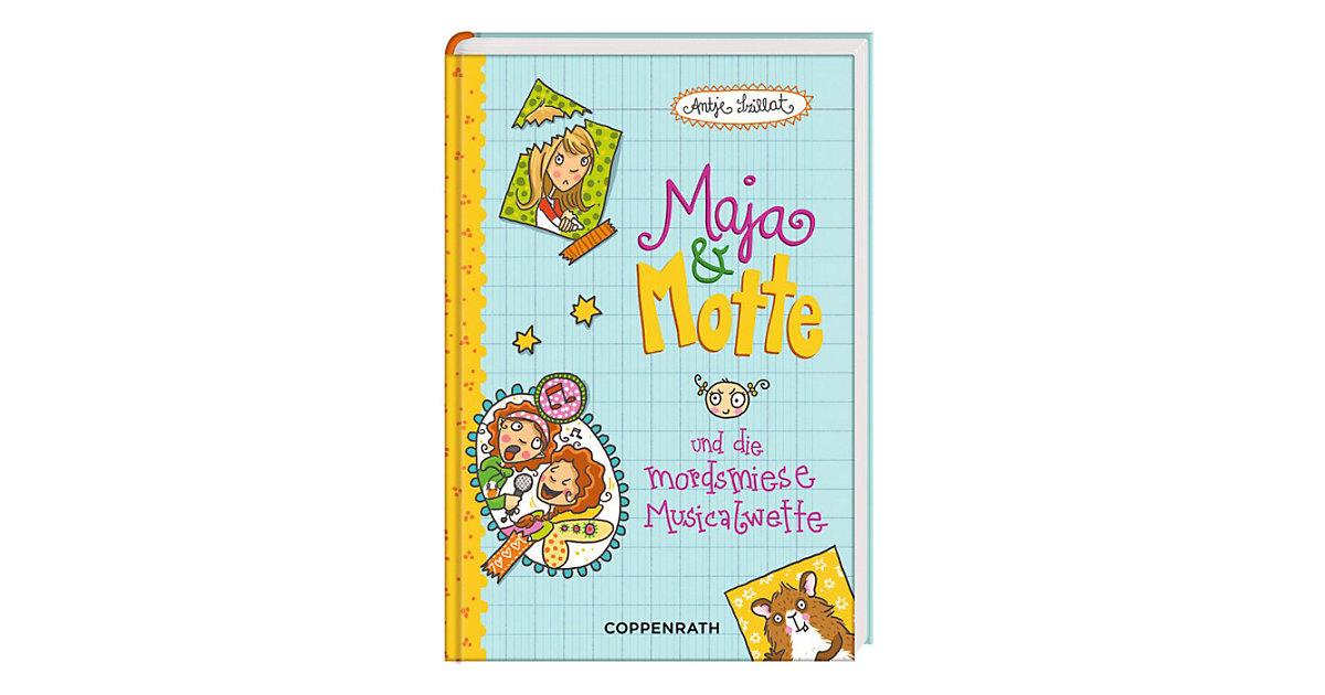 Maja & Motte und die mordsmiese Musicalwette