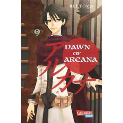 Dawn of Arcana, Band 9