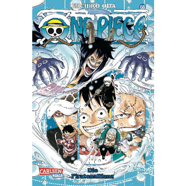 One Piece: Die Piratenallianz, Band 68