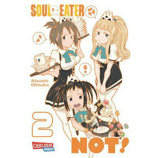 Soul Eater Not, Band 2