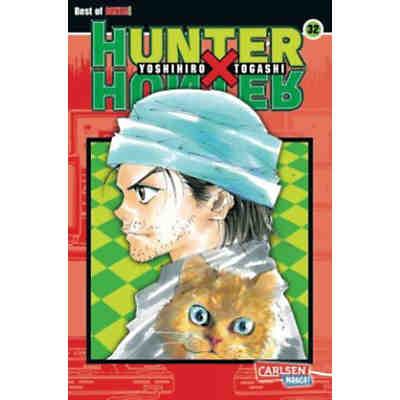 Hunter X Hunter, Band 32