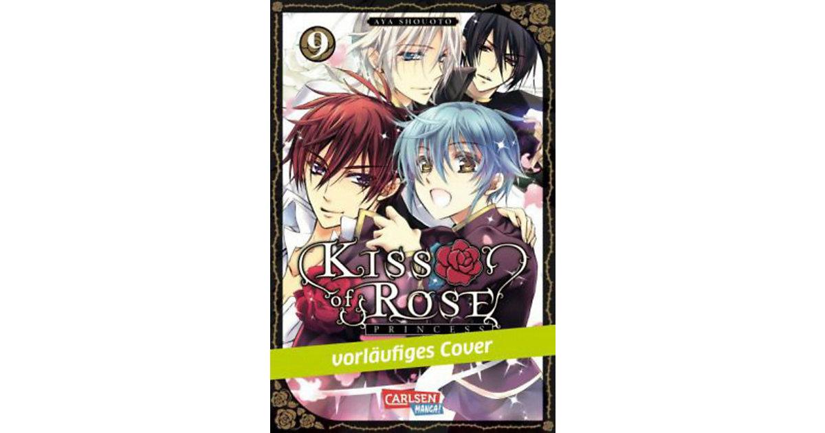 Kiss of Rose Princess, Band 9