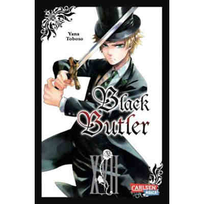 Black Butler, Band 17