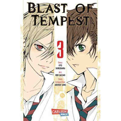 Blast Of Tempest, Band 3