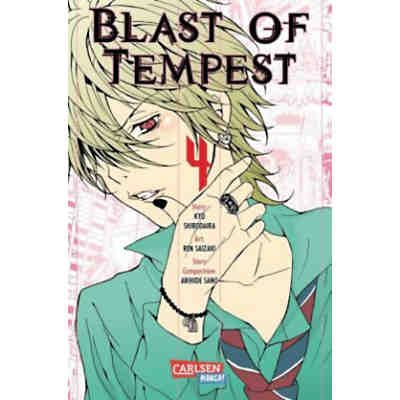 Blast Of Tempest, Band 4
