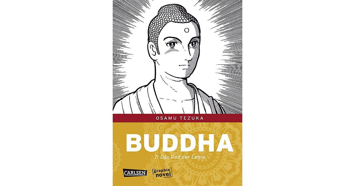 Carlsen · Buddha - Das Rad der Lehre, Band 7