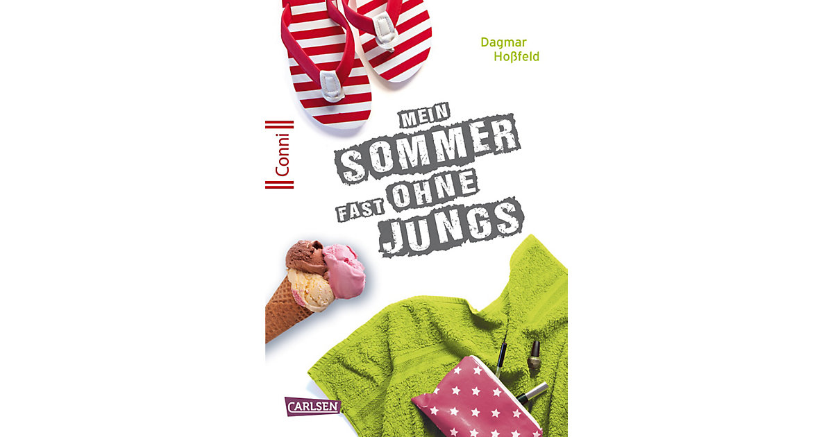 Conni 15: Mein Sommer fast ohne Jungs