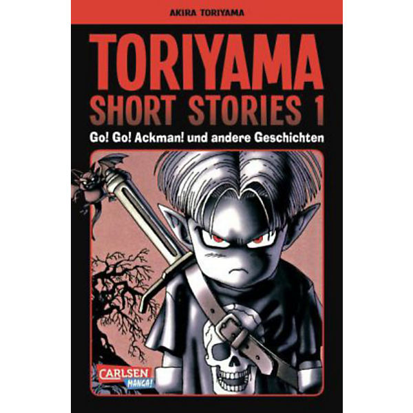 Toriyama Short Stories, Band 1