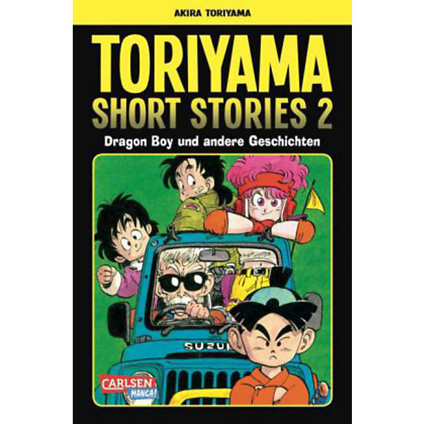 Toriyama Short Stories, Band 2