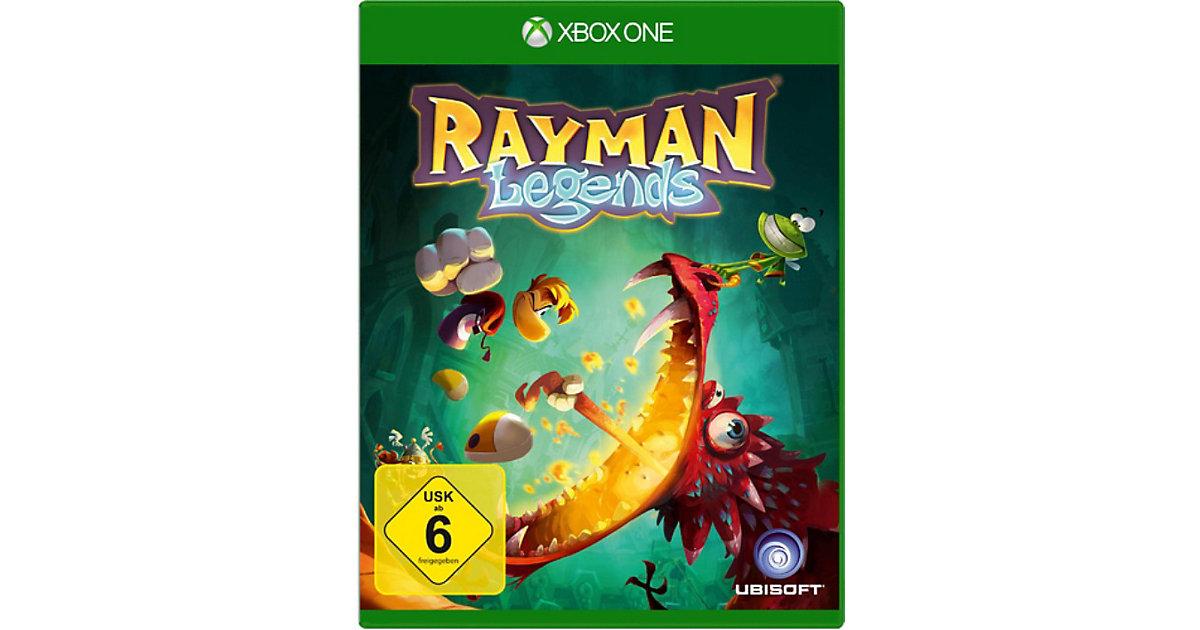 XBOXONE Rayman Legends