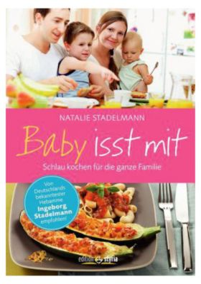 Buch - Baby isst mit