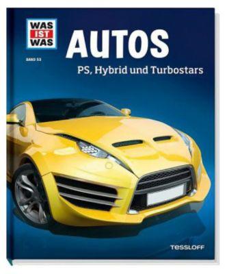 Buch - WAS IST WAS Autos, Band 53