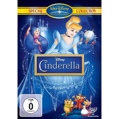 DVD Cinderella (Special Collection)
