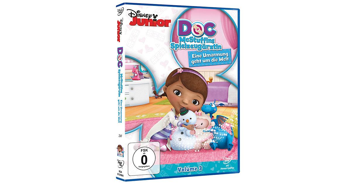 DVD Doc McStuffins: 03 - Eine Umarmung geht um die Welt