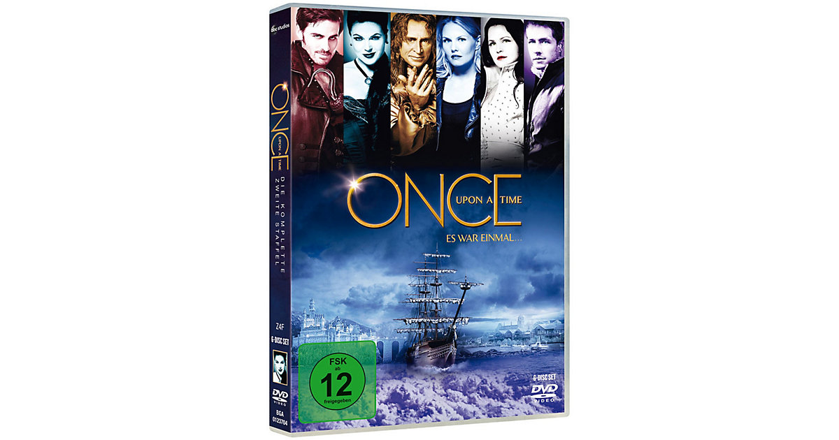 DVD Once upon a time - Es war einmal... - Staff...