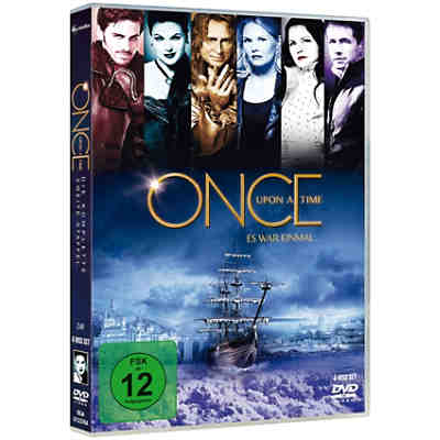 DVD Once upon a time - Es war einmal...  - Staffel 2
