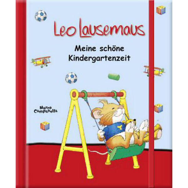 leo lausemaus meine sch ne kindergartenzeit marco campanella mytoys. Black Bedroom Furniture Sets. Home Design Ideas