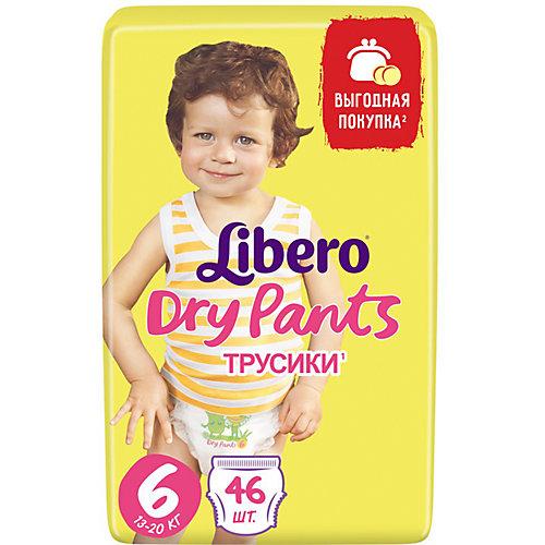 Трусики Libero Dry Pants 13-20 кг, 46 шт от Libero