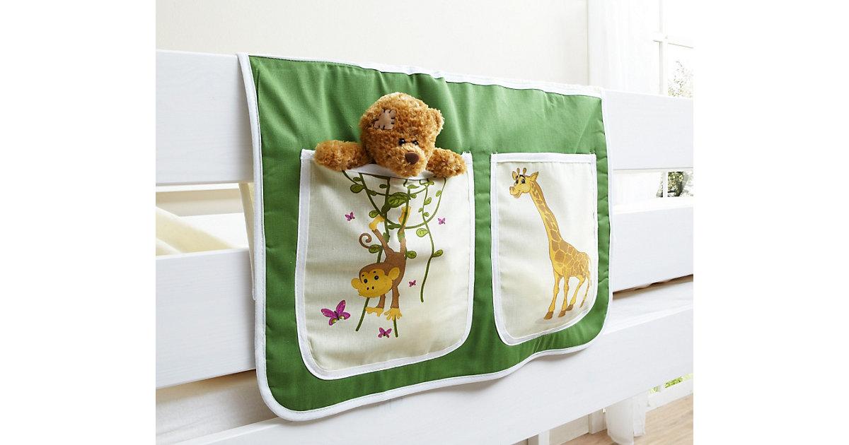 Betttasche Hoch- und Etagenbetten, Safari Gr. 30 x 50 Kinder