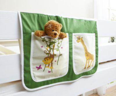 Betttasche Für Hoch  Und Etagenbetten, Safari Grün