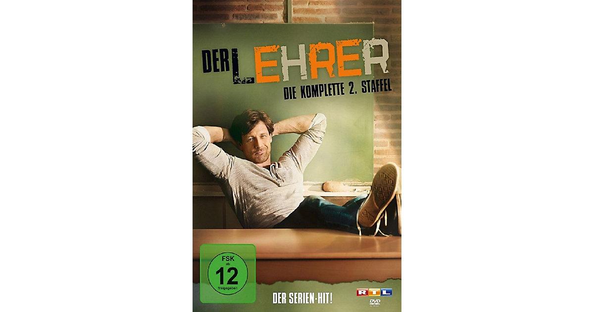 DVD Der Lehrer - Die Komplette 2. Staffel