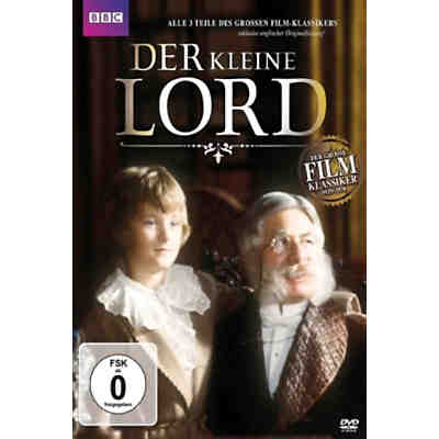 DVD Der Kleine Lord (Little Lord Fauntleroy)