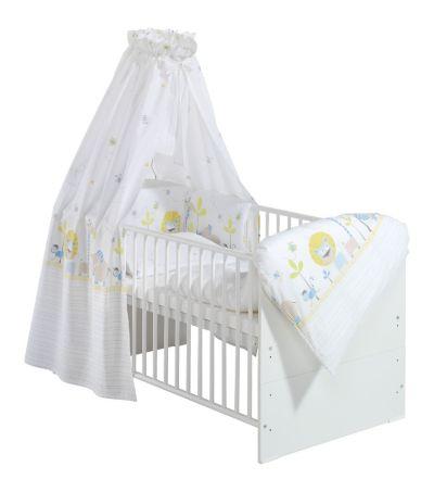 Kinderbett weiß 70x140  Kinderbett LAURA, Weiß, 70 x 140 cm, Pinolino | myToys