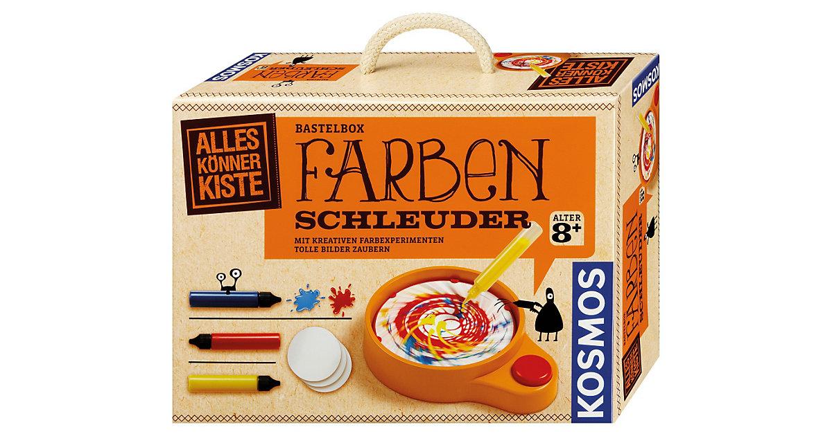 Bastelbox Farben-Schleuder