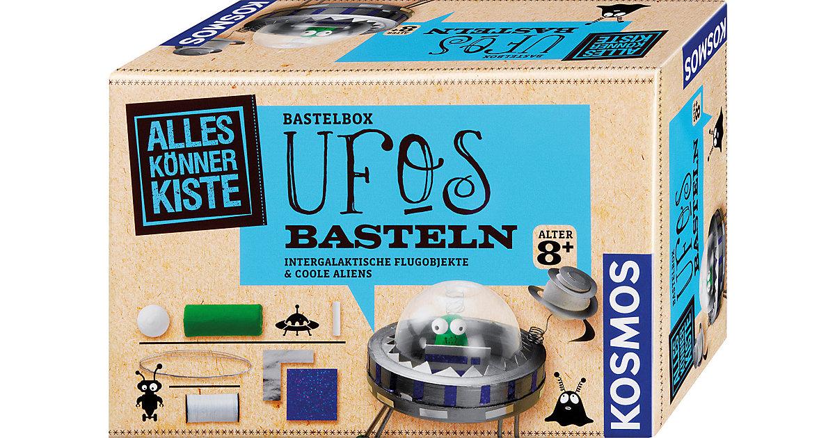 Bastelbox UFOs basteln