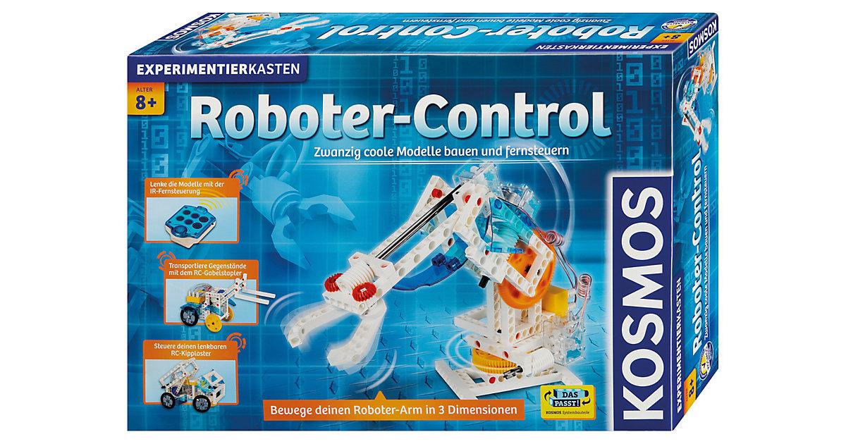 Kosmos · Experimentierkasten Roboter-Control
