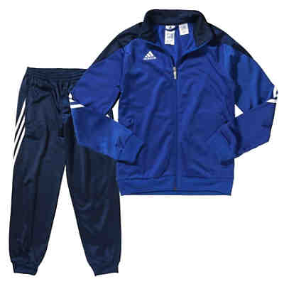 berühmte Designermarke erstklassiger Profi Sonderrabatt Trainingsanzug YB TS PES für Jungen, adidas Performance