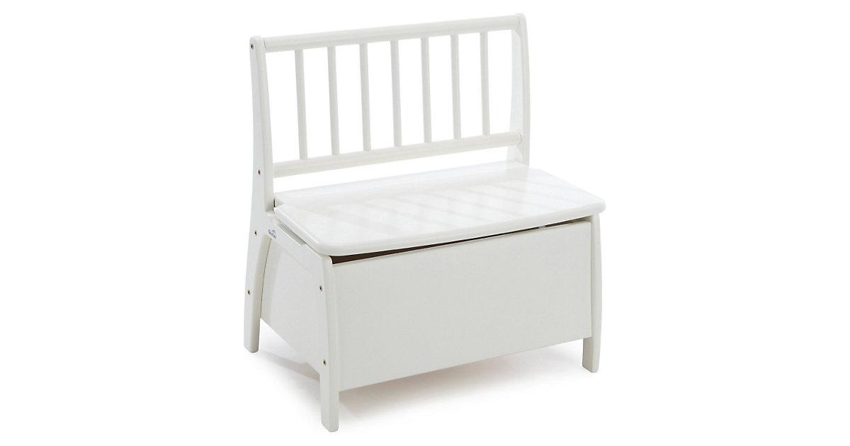 truhenbank wei preisvergleich die besten angebote. Black Bedroom Furniture Sets. Home Design Ideas