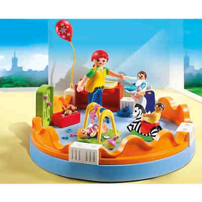 playmobil kita sonnenschein g nstig online kaufen mytoys. Black Bedroom Furniture Sets. Home Design Ideas