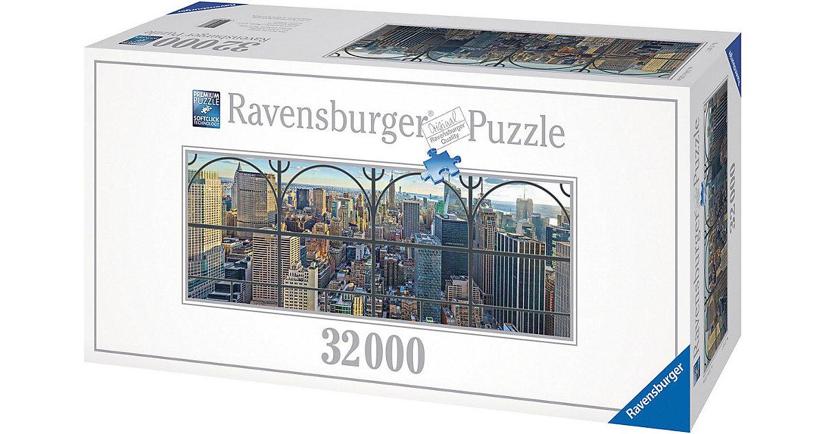 Ravensburger · Ravensburger - Puzzle: New York City Window, 32.000 Teile
