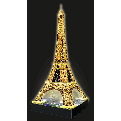 """3D пазл Ravensburger """"Ночная Эйфелева башня"""" от Ravensburger"""
