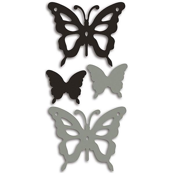 Wandsticker 3d Schmetterling 4 Tlg Mytoys