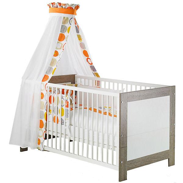 Kinderbett hubschrauber  Kinderbett MARLENE, Wenge Lehm/Weiß, 70 x 140 cm, Geuther | myToys