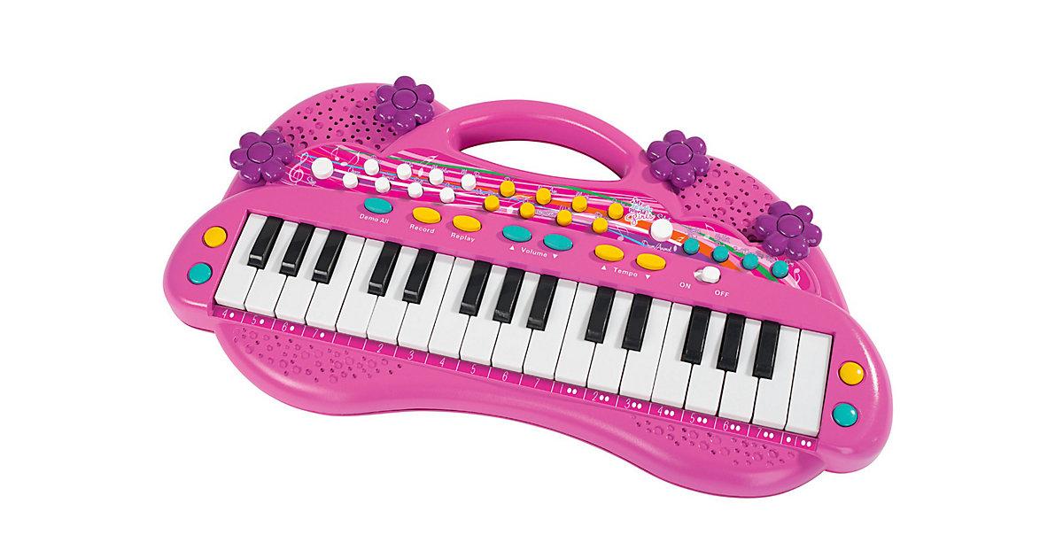 Keyboard rosa