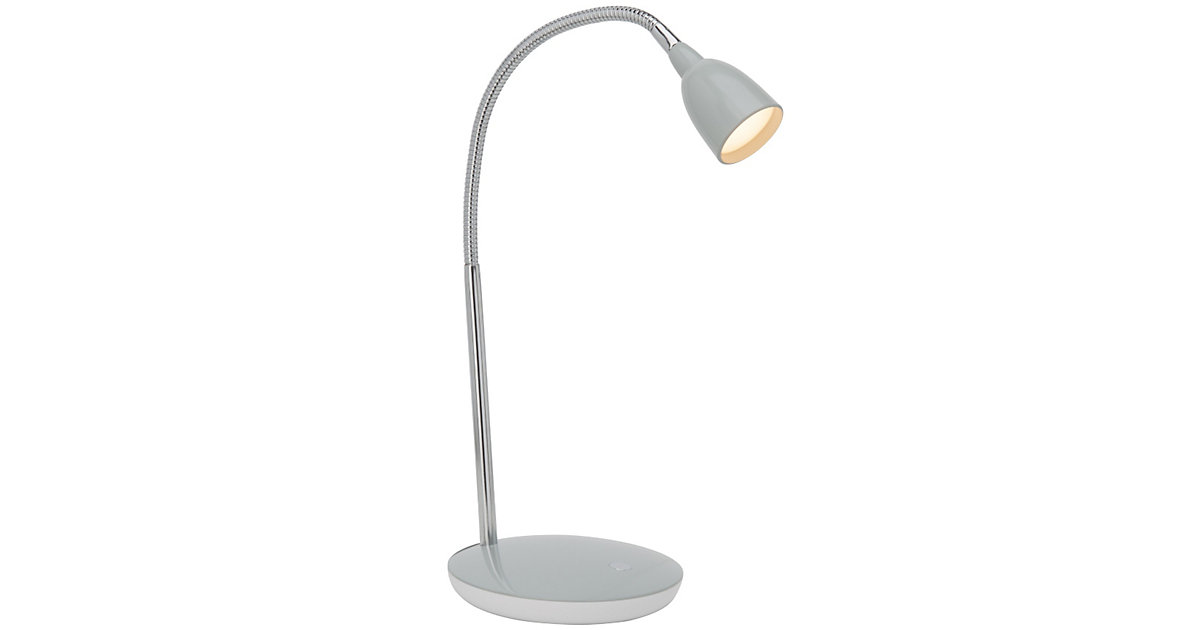 LED Schreibttischlampe Anthony, titan