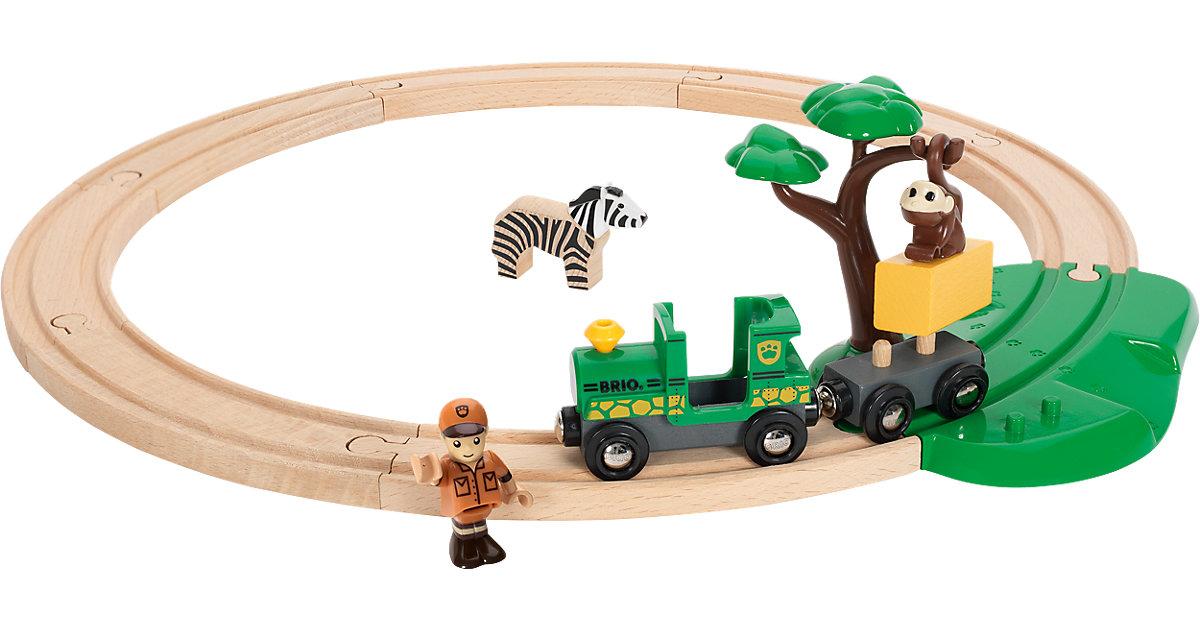 Brio · Safari Bahn Set