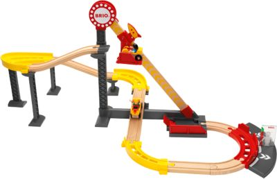BRIO 33730 Achterbahn Set (Fun Park)