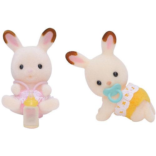 """Набор """"Шоколадные Кролики-двойняшки"""" (новая версия), Sylvanian Families от Эпоха Чудес"""