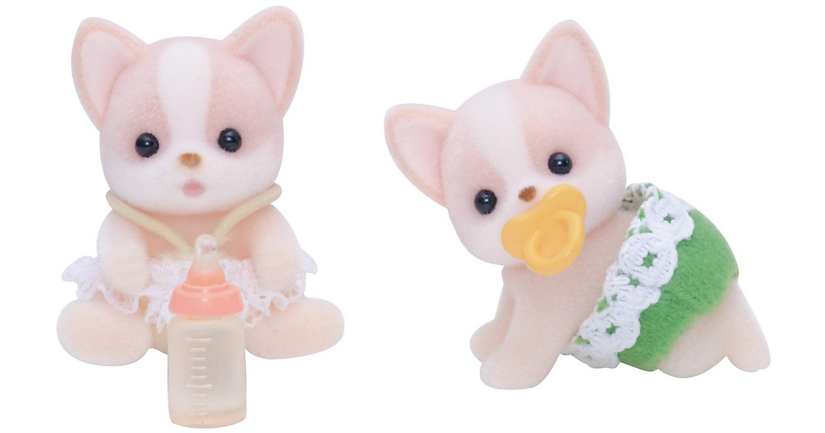 Sylvanian Families Chihuahua Zwillinge