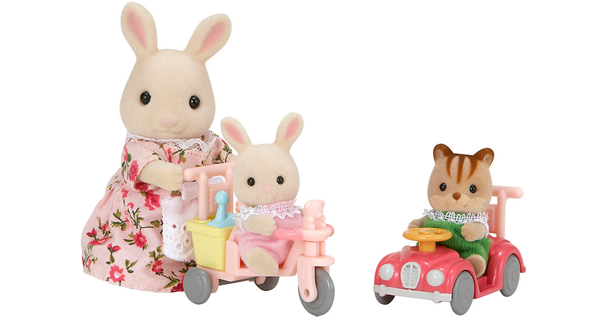Sylvanian Families Babys Fahr- und Spiel-Set
