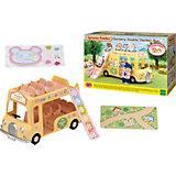 Набор Двухэтажный автобус для малышей, Sylvanian Families