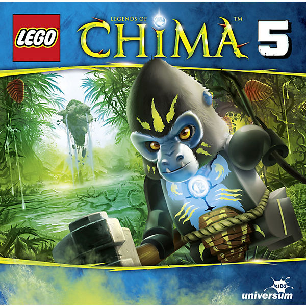 CD LEGO Legends of Chima 05