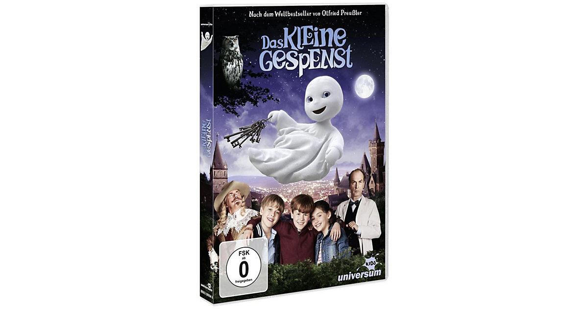 DVD Das kleine Gespenst Hörbuch