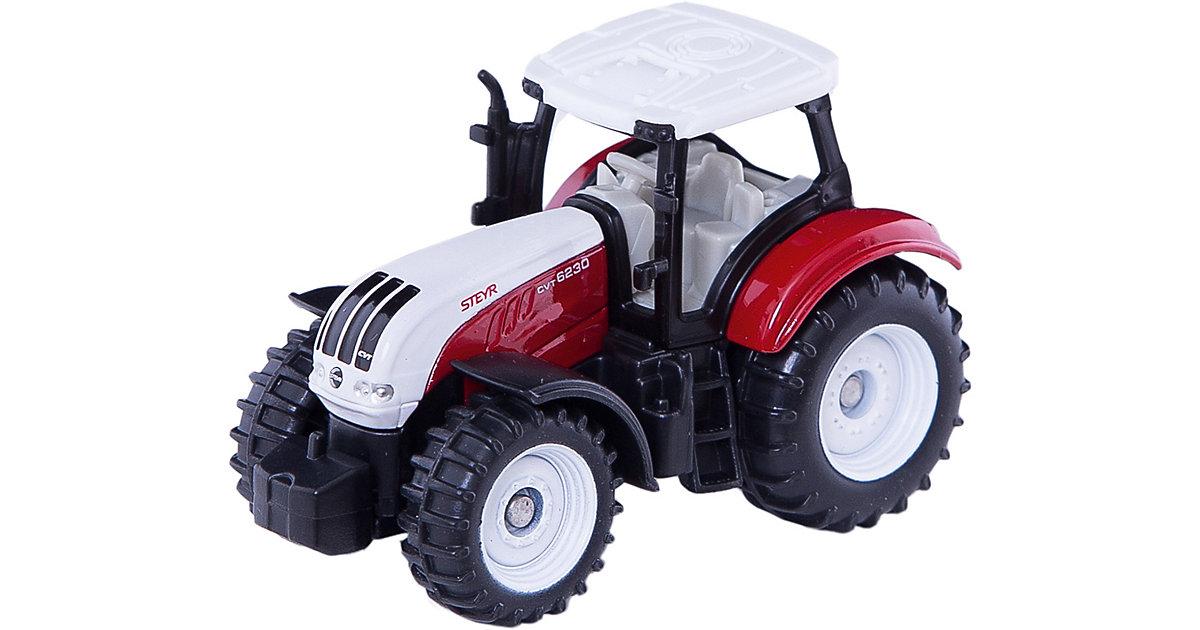 SIKU Super 1382 Steyr Traktor CVT 6230